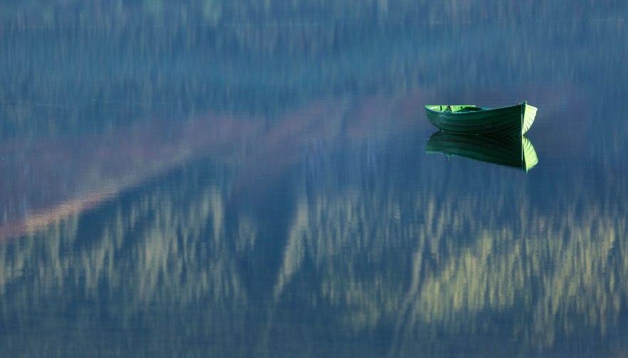 Donald's boat, Loch Duich, Ratagan, Scotland